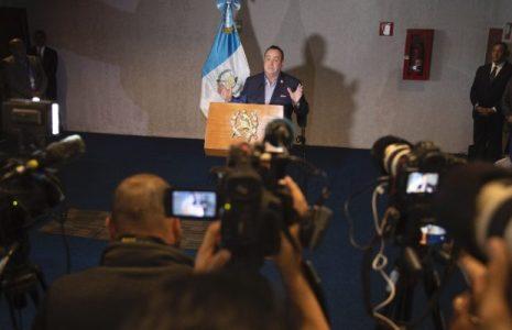 Guatemala. Denuncian ataques a la libertad de prensa