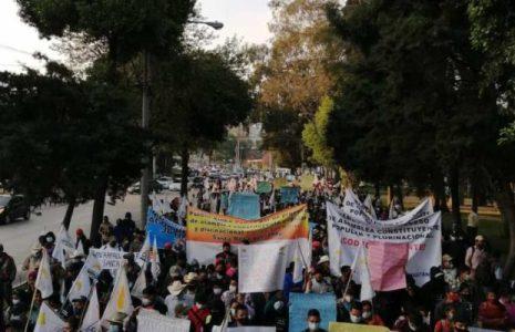 Guatemala. Cuando las y los plebeyos claman por un proceso constituyente plurinacional