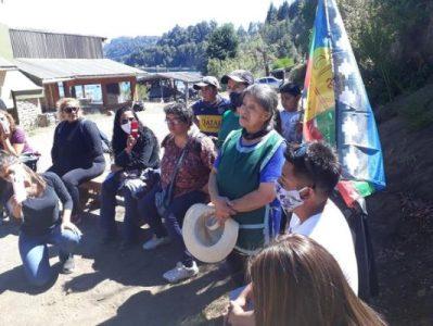 Nación Mapuche. Reconocimiento a una luchador: Kimce Elma Antreao