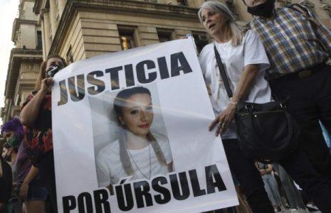Argentina. Femicidas de uniforme