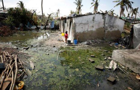 Mozambique. Lluvias e inundaciones provocan estragos