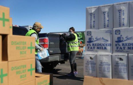 Estados Unidos. Cortes de luz y frío extremo afectan a millones de familias pobres en Texas