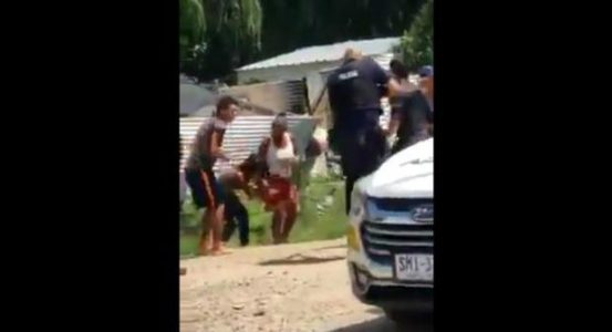 Uruguay. Versiones encontradas sobre la represión policial en Malvín Norte: la de la policía, la de un diario «progre» y la de la militancia popular