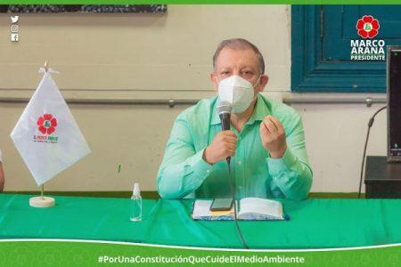 Perú. «Hay que constitucionalizar los derechos de la naturaleza»