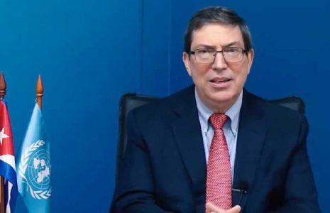 Cuba. Canciller interviene ante Consejo de Derechos Humanos