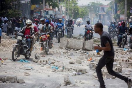 Haití. Carta de los partidos de oposición a la presidenta del Consejo de Seguridad de la ONU