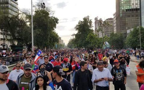 Chile. Por constituyentes  desde los movimientos sociales