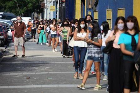Argentina. Coronavirus: Haciendole el juego a la derecha
