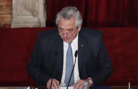 Argentina. Presidente Fernández da positivo de Covid, a pesar de estar vacunado desde enero