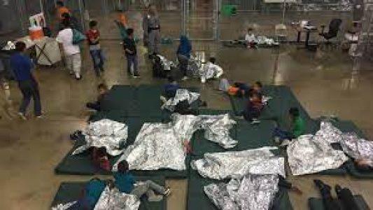 Estados Unidos.  Niñxs migrantes bajo custodia federal supera lxs 18 mil