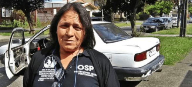 Chile. Repudiable agresión sufre Gloria Moneny, defensora de los derechos de las y los presos, en Valdivia
