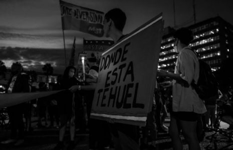 Argentina. ¿Dónde está Tehuel? Retrato de una sociedad transodiante