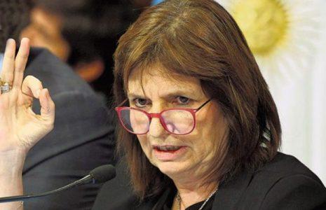 Argentina. Repudian la visita de Patricia Bullrich a Bariloche