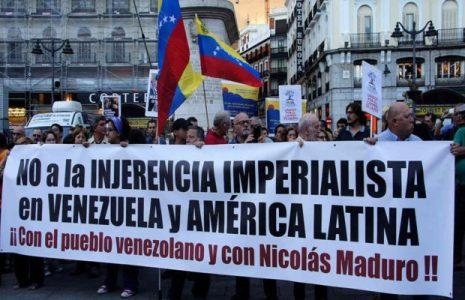 Venezuela. En la frontera, una nueva fase de la agresión al proceso bolivariano