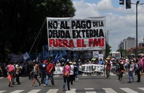 Argentina. Se viene otra gran movilización de las organizaciones piketeras //Jueves 8 marcharán contra el ajuste y el FMI