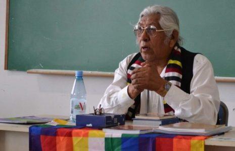 Pueblos Originarios. Falleció Carmelo «Taita» Sardinas Ullpu, ex militante montonero y referente de la cultura quechua /Mensaje de Mario Eduardo Firmenich