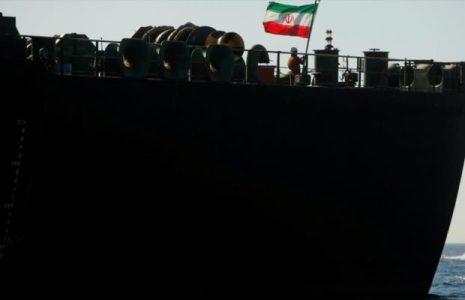 Siria. Informe: Petrolero iraní entra en puerto de Banias