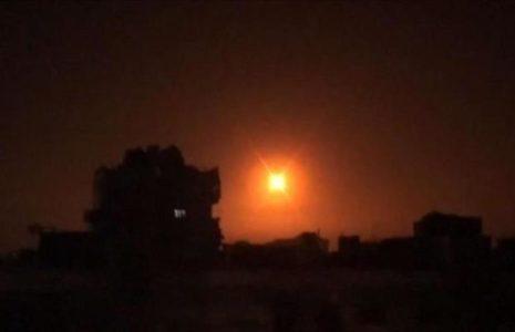 Siria. Rusia ayudó a interceptar y derribar misiles israelíes