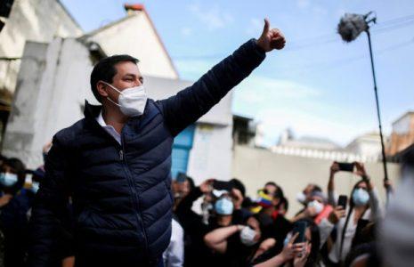 Ecuador. «La persecución política debe terminar»: Arauz llama a la reconciliación tras la victoria de Lasso