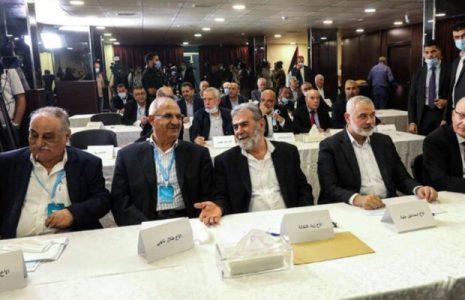 Palestina. Facciones palestinas están decididas a celebrar las elecciones del 22 de mayo