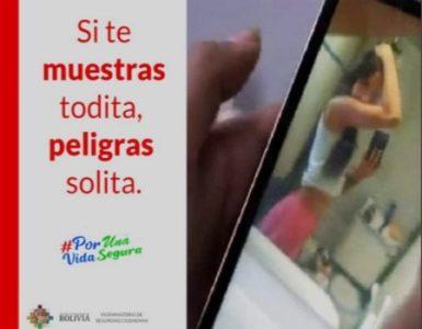 Bolivia. Gobierno desautoriza campaña publicitaria «machista, patriarcal y violenta» lanzada por uno de sus funcionarios y lo hacen renunciar