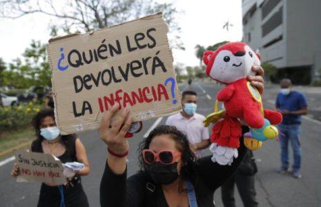 Panamá. Protestan contra la violencia y abusos en albergues para menores