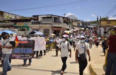 Guatemala. Pobladores exigen acuerdo municipal para la protección del agua en San Pedro Carchá