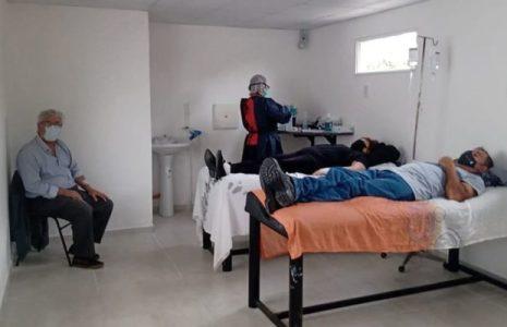 Argentina. El hospital de día que logró reducir la internación y la mortalidad por Covid