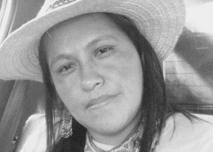 Colombia. Asesinan a gobernadora indígena en el norte del Cauca, Colombia