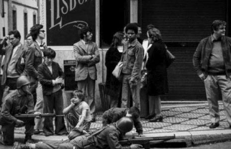 Memoria. 25 de abril: la Revolución africana llega a Portugal