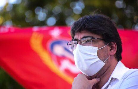 Chile. Partido Comunista proclama a Daniel Jadue como su candidato presidencial