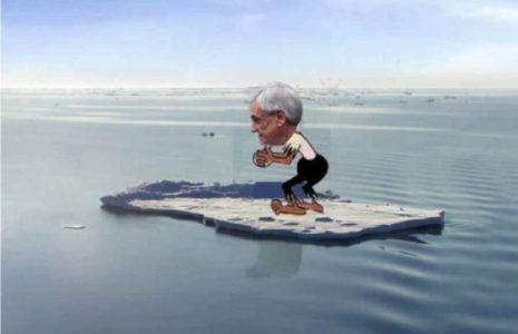Chile. Piñera más solo que Toribio el náufrago: no tiene como impedir el Tercer Retiro de fondos de pensión