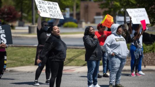 Estados Unidos. Denuncian que afroestadounidense recibió un disparo en la nuca