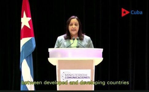 Cuba. Participará en cita mundial de jóvenes parlamentarios