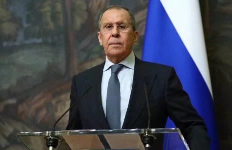 Internacional. Lavrov advierte que la revisión de los acuerdos de Minsk podría provocar un baño de sangre en Donbass