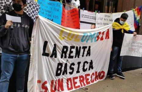 Colombia. Solidaridad internacional con el Paro