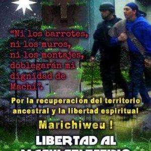 """Nación Mapuche. Machi Celestino Córdova: """"Nuestro feyentun nos mantendrá firmes"""""""