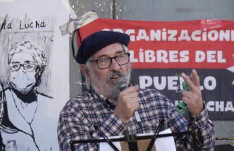 Argentina. Un 1º de Mayo con memoria en Plaza Constitución /Se recordó con poesía, teatro y música a las y los luchadores de la clase obrera (fotos+videos)