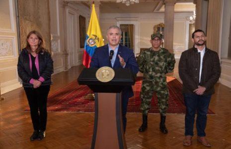Colombia. Por orden de Uribe, Duque saca el Ejército a las calles