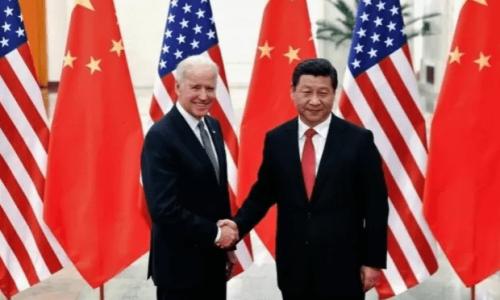 China. Biden se parece «al otro tipo» en las relaciones bilaterales