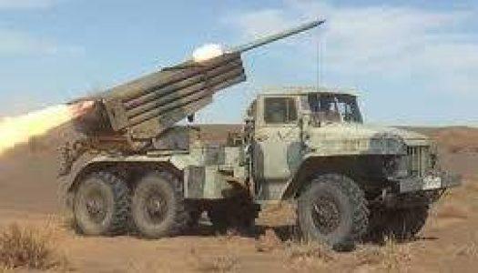 Sáhara Occidental. Continúan bombardeos a posiciones enemigas a lo largo del muro militar marroquí
