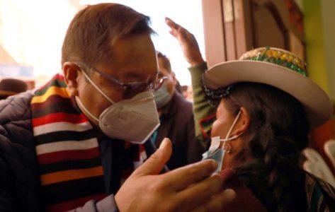 Bolivia. El presidente Arce acusa a la derecha de buscar desestabilización y llama a hacer respetar la mayoría