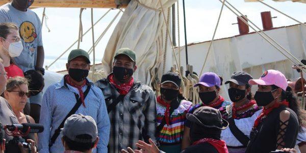 México. «Escuchar y aprender de sus historias, calendarios y modos», misión zapatista en Europa