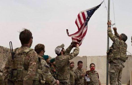 Afganistán. Solo desierto y sangre