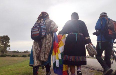 Argentina #Caminata #BastaDeTerricidio: Relato desde el Bloque Sur en Viedma, Territorio Mapuche