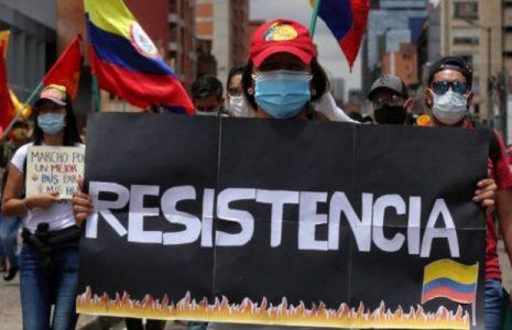 Colombia. Frente de guerra urbano del ELN: «Que continúe la resistencia popular»