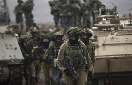 Israel. Ejército  lanza la mayor maniobra de su historia