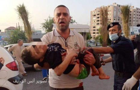 Gaza bajo intensos bombardeos: 21 palestinos muertos, entre ellos 9 niños y 70 heridos en las primeras horas de ataques