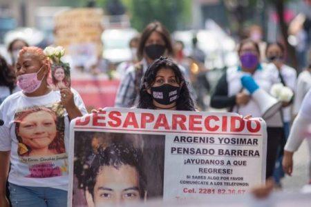 México. Madres de desaparecidos coinciden: no hay nada que celebrar