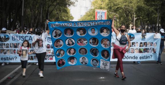 """México. """"El Estado mexicano es responsable de la tragedia humanitaria en el país"""": madres de personas desaparecidas"""